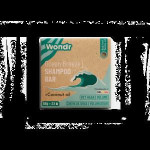 Wondr Shampoo Bar - Ocean Breeze