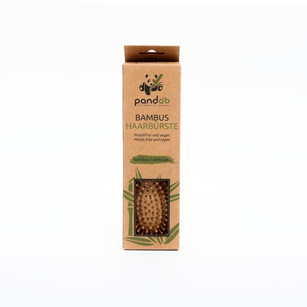 Pandoo bamboe haarborstel_1