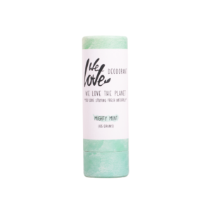 We love the planet deostick mighty mint voorkant