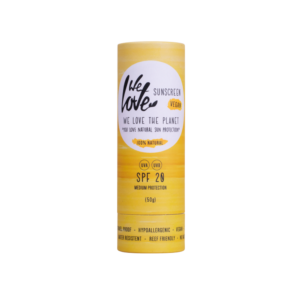 We love the planet sunscreen spf20 voorkant